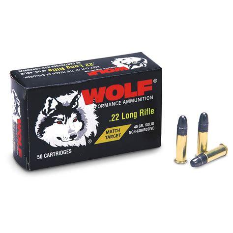 Wolf 22 Ammo Sk