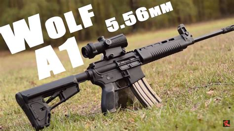 Wolf A1 Upper Review