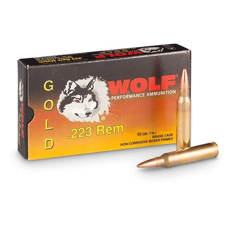 Wolf Gold 223 Review