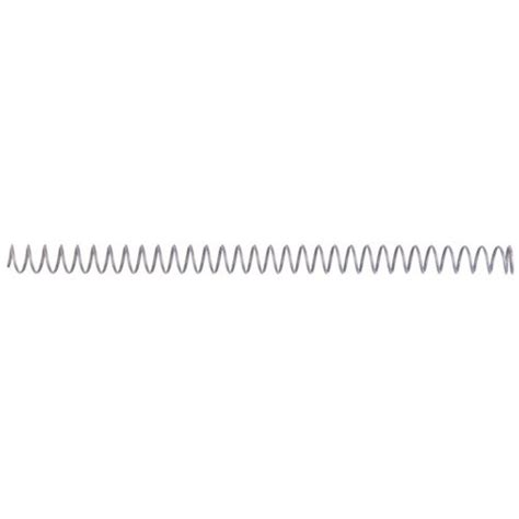 Wolff Type B Factory Replacement Spring For Hardball Loads