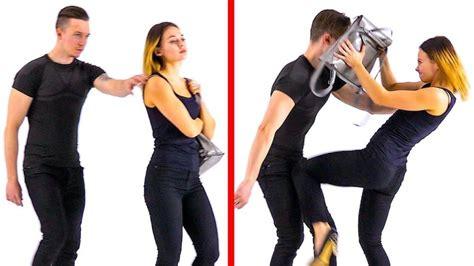 Women S Self Defense Techniques Pdf