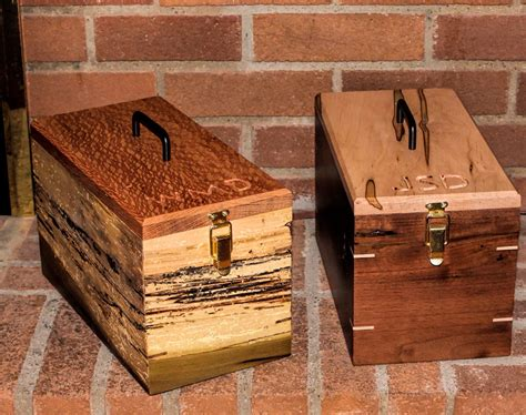 Wood Ammo Box Projects