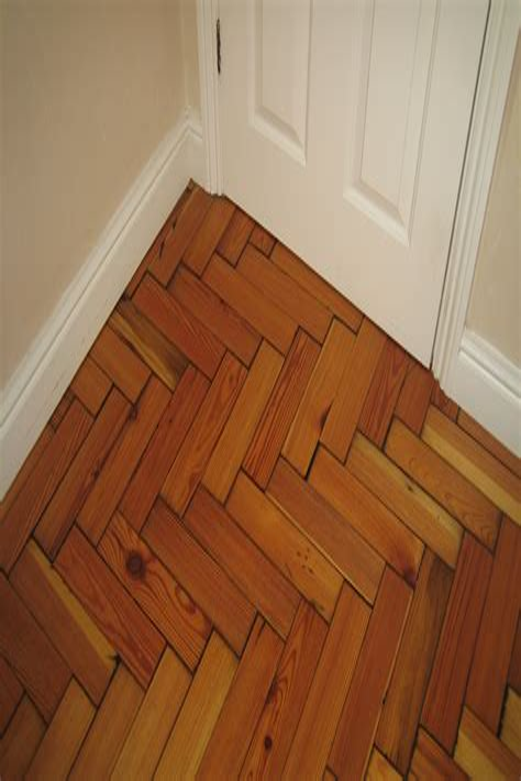 Wood Floor Patterns Ideas