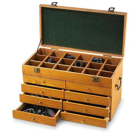 Wood Gunsmith Tool Box