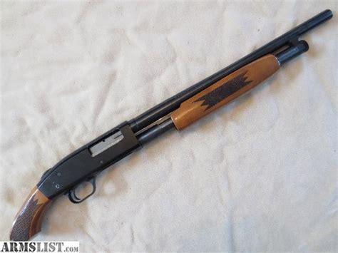 Wood Pistol Grip For A Mossberg 500 Shotgun