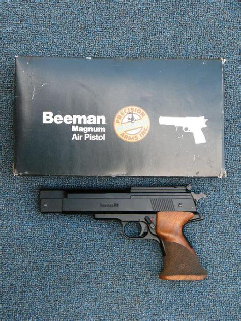 Wood Pistol Grip For Beeman P2