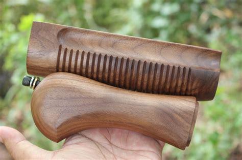 Wood Pistol Grips For Remington 870