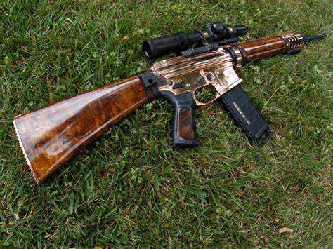Wood Stock Vs Synthetic For Rifle Hunting