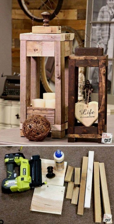 Wood craft projects for adults Image