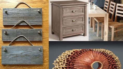 Wood crafts that sell top 10 to make and profitable Image