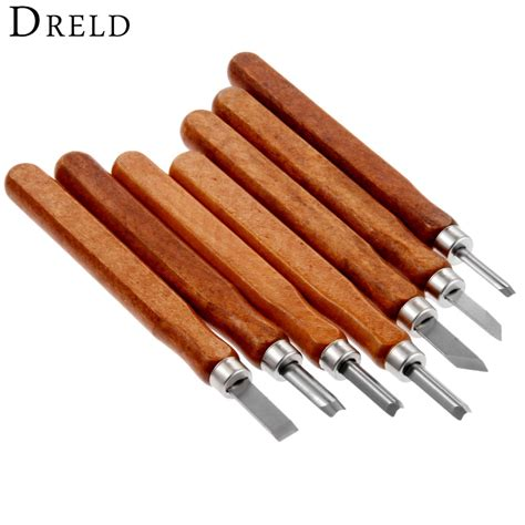 Wood cutting hand tools for crafts Image
