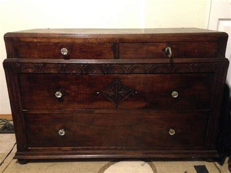 Wood dresser calgary Image