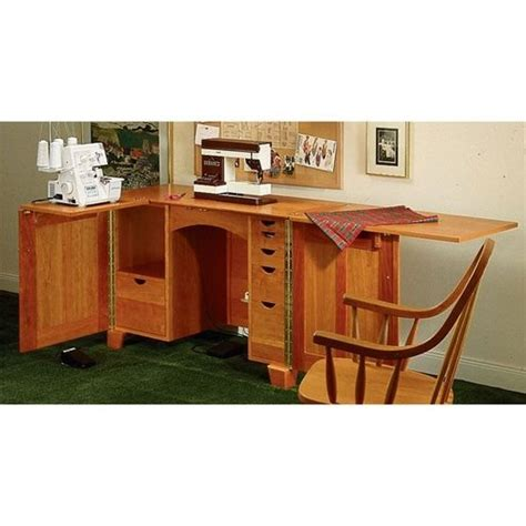 Wood Magazine Sewing Cabinet Plans