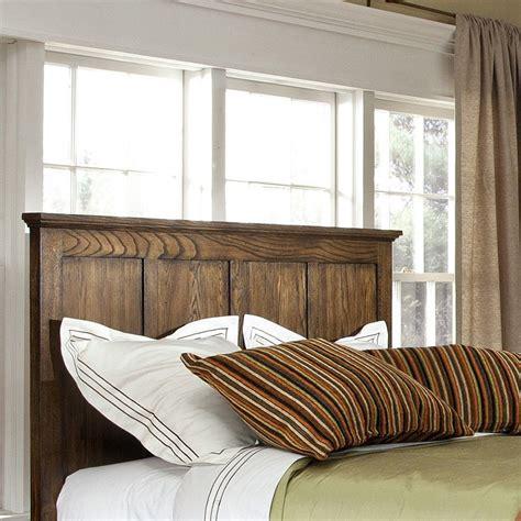 Wood panel headboard diy Image