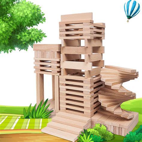 Wood planks for kids Image