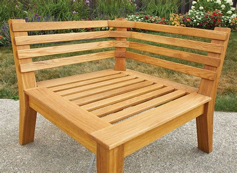 Wood Plans for Outdoor Furniture