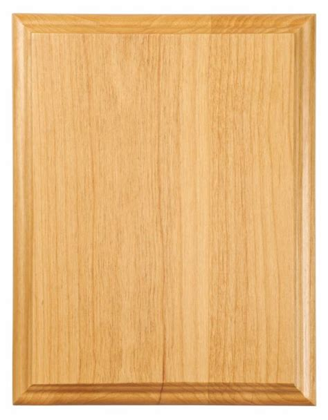 Wood plaque blanks Image