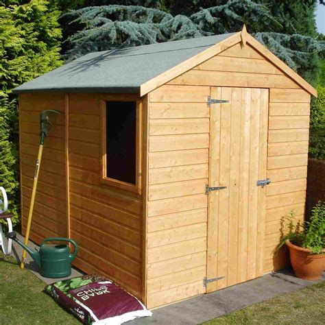 Wood shed for sale Image