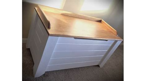 Best 45 Wood Storage Toy Box Plans Pdf Video Free Download