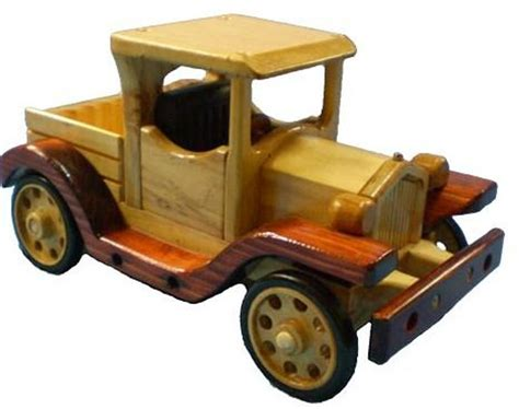 Wood toy plans Image