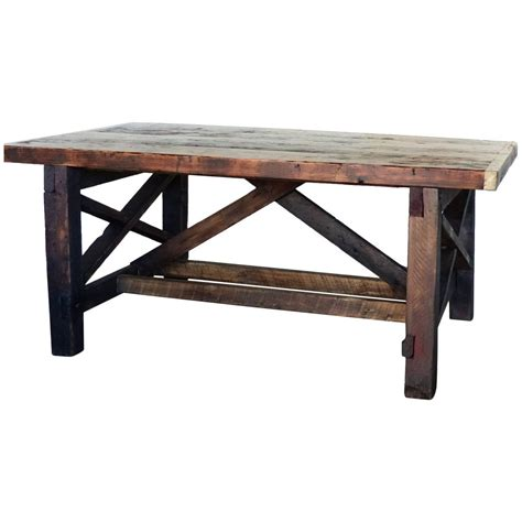 Wood work tables Image