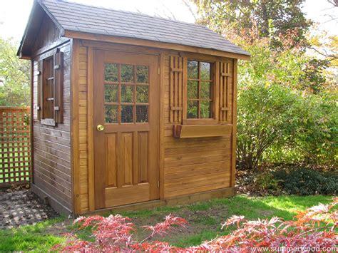 wooden backyard sheds.aspx Image