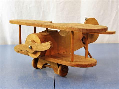 wooden biplane.aspx Image