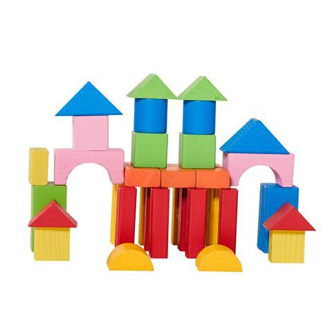 wooden building blocks for kids.aspx Image