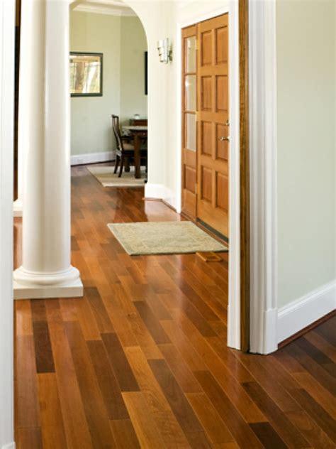 Wooden Floor Colour Ideas