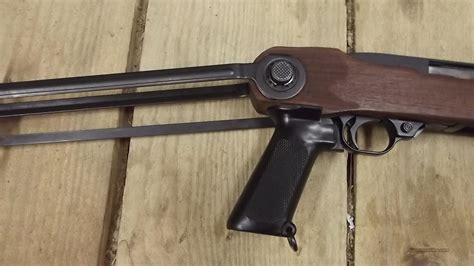 Wooden Folding Stock For Ruger 10 22