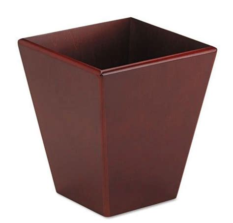 wooden garbage can.aspx Image
