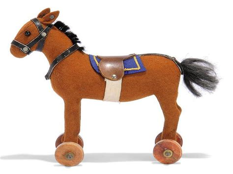 wooden horse cutout.aspx Image
