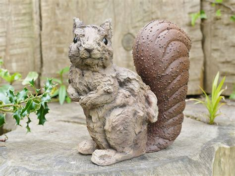wooden lawn ornaments Image