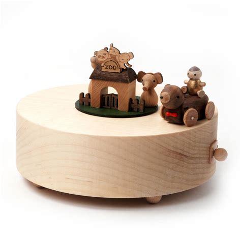 wooden music box.aspx Image