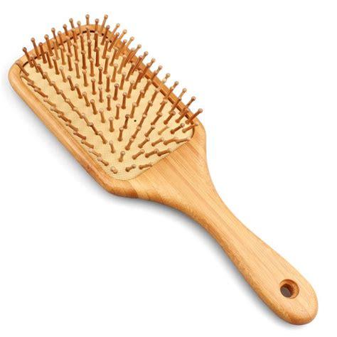 wooden paddle brush.aspx Image