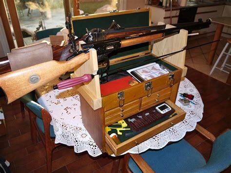 Wooden Rifle Range Box