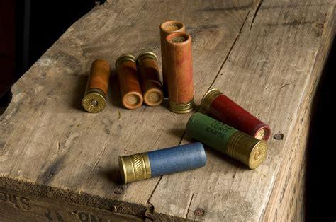 Wooden Shotgun Shells