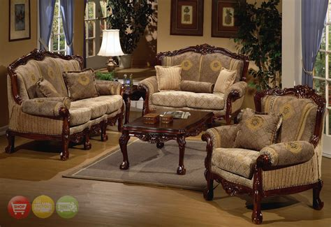 Wooden Sofa Designs For Drawing Room