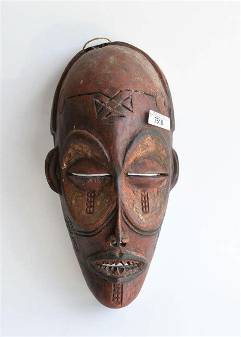 Wooden African Masks for Sale