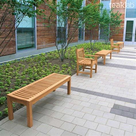 Wooden bench buy Image