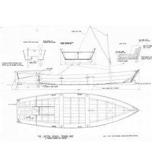 Wooden Boat Cad Plans