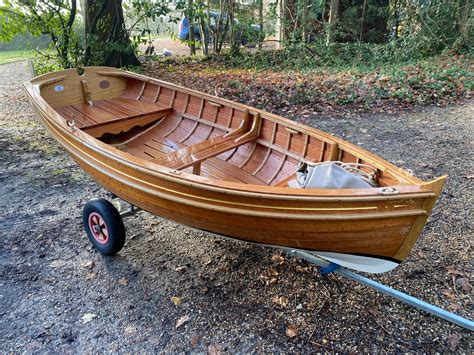 Wooden boats Image