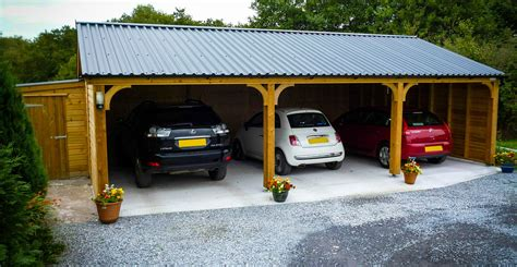 Wooden carport designs uk Image