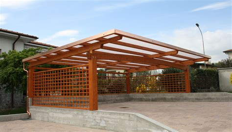 Wooden carport plans diy Image