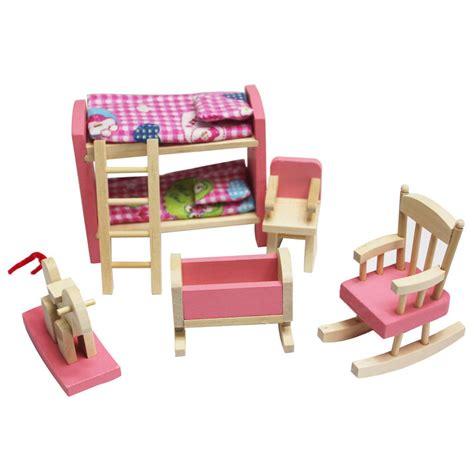 Wooden Dolls Accessories