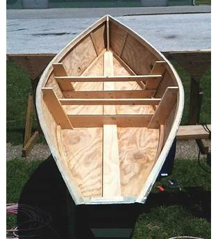 Wooden Fishing Boat Plans Free