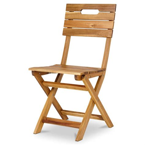 Wooden folding chair pattern Image