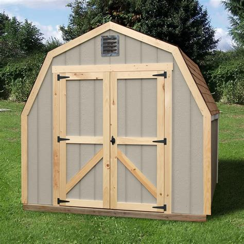 Wooden outdoor sheds Image