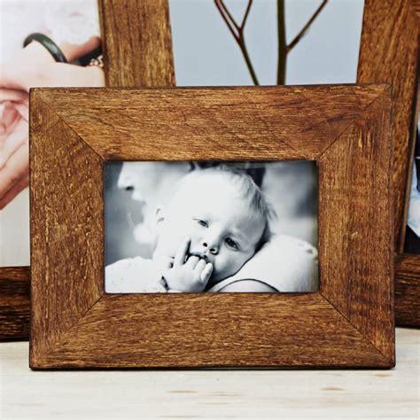Wooden photo frames Image