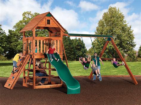 Wooden Play Yard